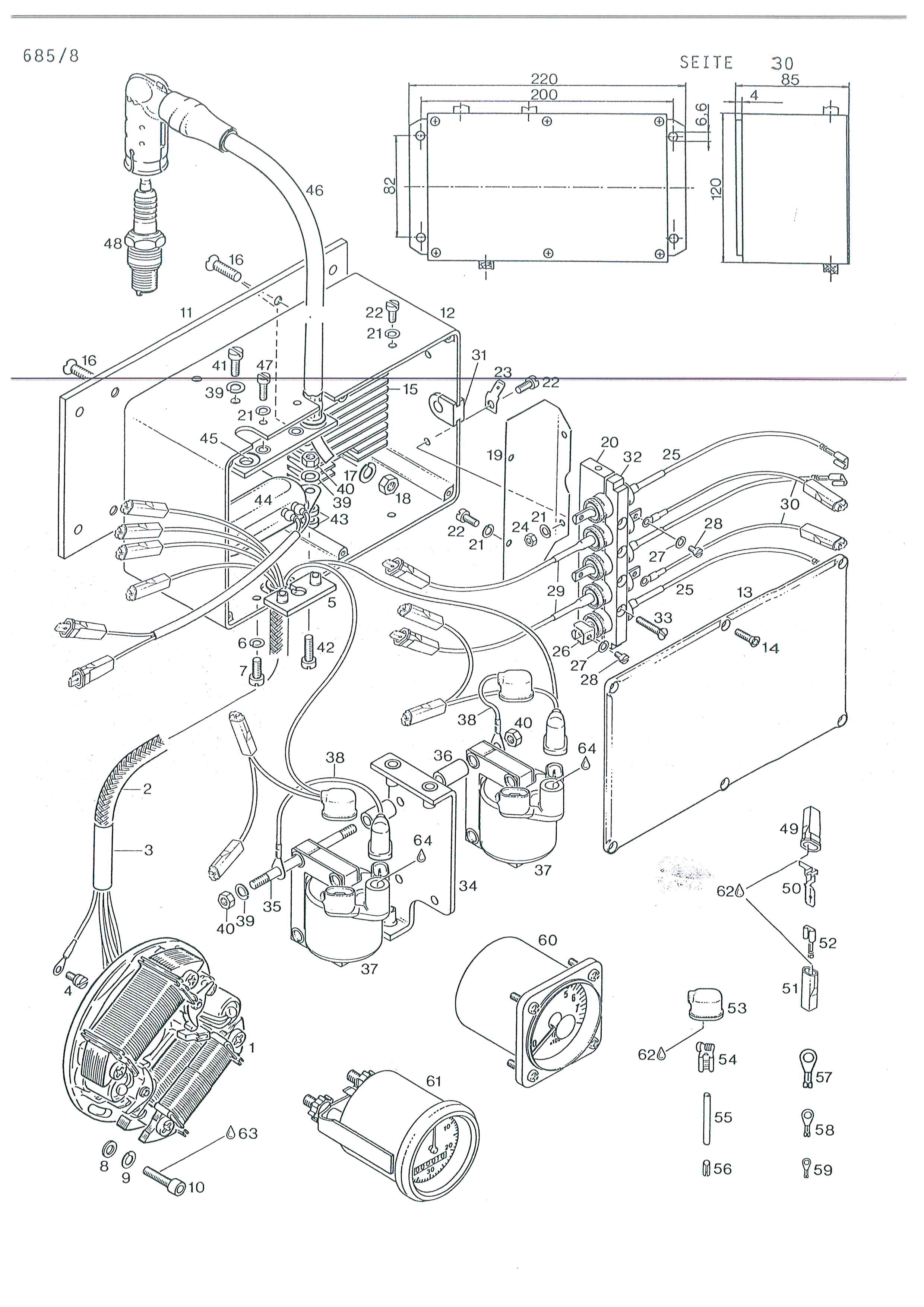 Rotax 503 Point Engine Flywheel Magnet 10000112 000eur Zen Diagram