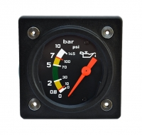 ROTAX 912 OIL PRESSURE GAUGE WITH THE NEW ELECTRONIC SENSOR