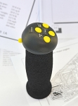 SPEED COM CLOCHE STICK GRIP FIVE YELLOW BUTTONS