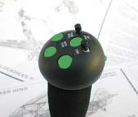 SPEED COM CLOCHE STICK GRIP FIVE BUTTONS + TWO MICRO BUTTONS
