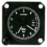 WINTER ALTIMETER 4 FGH 20 NR. 422