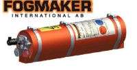 EXTINGUISHER FOR AEROSOL FOGMAKER