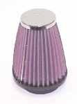 K&N CONICAL AIR FILTER 52 MM