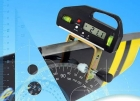 DIGITAL PROTRACTOR FOR HIGH PRECISION BLADE PITCH MEASUREMENT